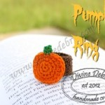 Pumpkin Ring Pattern by DivineDebris.com