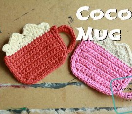 Cocoa Coaster Pattern