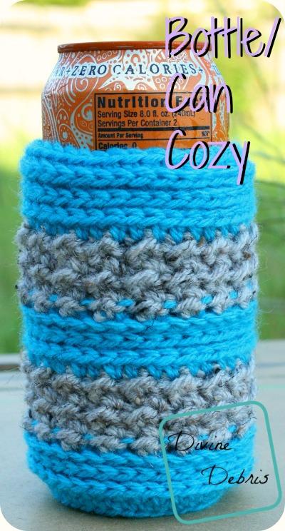 Diana Bottle Cozy by Divinedebris.com
