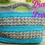 Diana Crochet Purse Pattern by DivineDebris.com