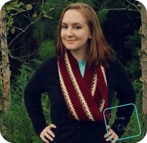 Willow Scarf 2.0 by DivineDebris.com