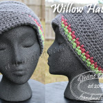 Willow Hat 2.0 Pattern by Divine Debris