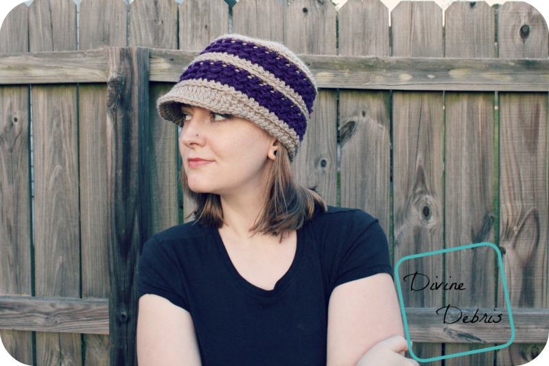 Diana Hat pattern by DivineDebris.com