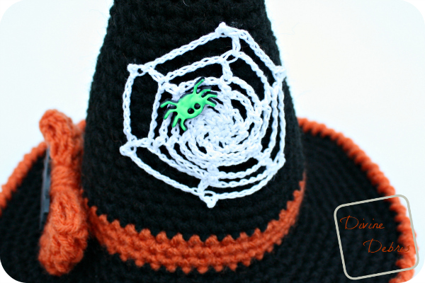 Crochet Pattern For Baby Witch Hat : Ill Put A Spell On You Divine Debris