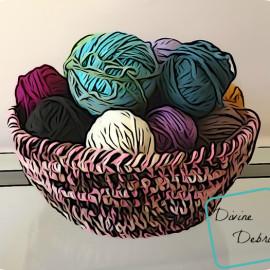 AKA Ugly Yarn Bowl