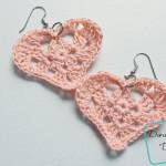 Kylie Hearts crochet patterns by DivineDebris.com