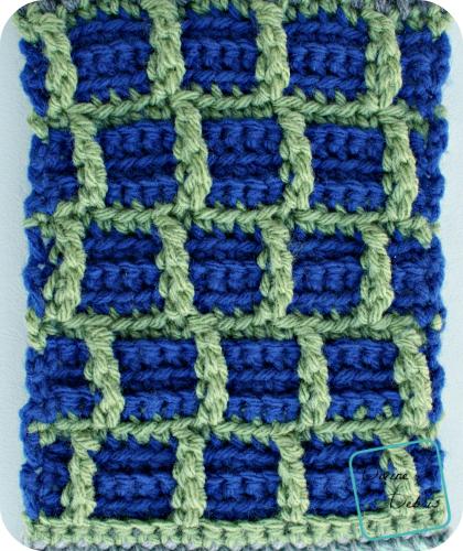 Sampler Crochet Scarf by DivineDebris.com