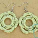 Brandy Earrings free crochet pattern by DivineDebris.com