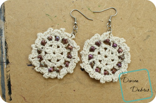 Free Crochet Earring Patterns