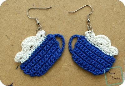 Free Crochet Earrings Patterns