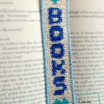 Books Bookmark free crochet pattern by DivineDebris.com