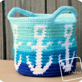 Anchors Away Part 2- This Time… It's a Basket