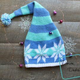Snowflaking Hat