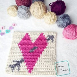 Tapestry Square Afghan Project – week 2
