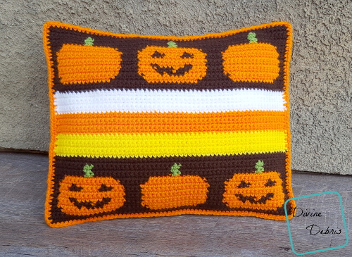 Pillows like Pumpkins