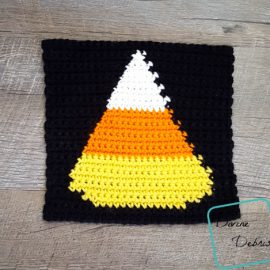 Tapestry Square Afghan Project – week 9 (September)