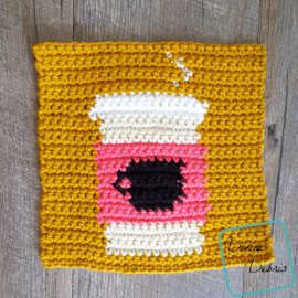 Tapestry Square Afghan Project – week 10 (October)