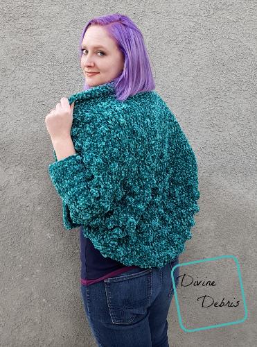 Belinda Bobble Cardigan giveaway by DivineDebris.com