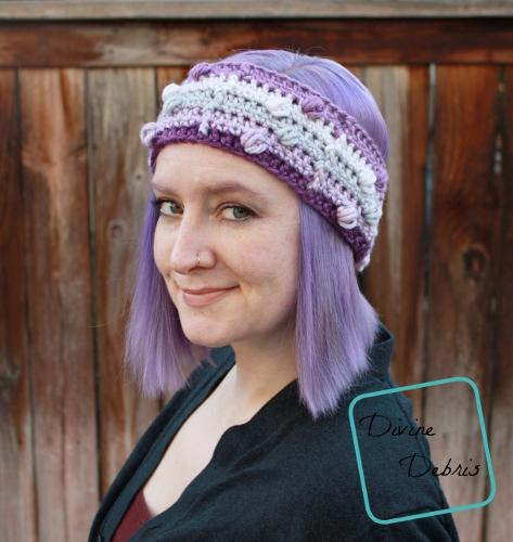 I Hope You're Cozy Headband by Amber @ Devine Debris