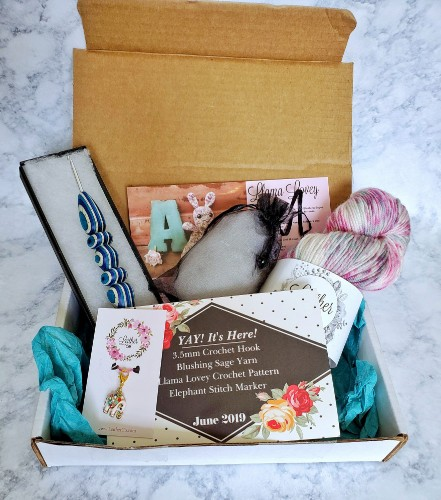 Review: Leither Co. Funfetti Deluxe Box