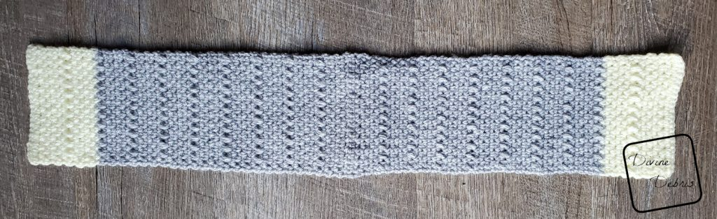 Whitney Headband free crochet pattern by DivineDebris.com